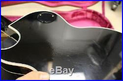 Gibson Les Paul 2014 CUSTOM SHOP BLACK BEAUTY ALL PAPERWORK IN OG HARD CASE