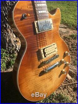 Gibson Les Paul Standard 2018 Mojave Burst Wolfetone Pickups