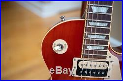Gibson Les Paul Standard Traditional Pro Electric Guitar 2009