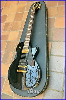 Gibson Les Paul Studio 1994 Ebony Gold Hardware & Hard Case