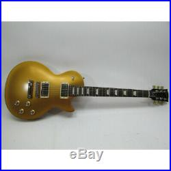 Gibson Les Paul Tribute 2017 Satin Gold- Right Handed-No. 170021776
