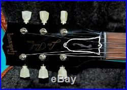 Gibson Memphis ES Les Paul Special II Guitar F Holes Iced Tea Burst COA & Case