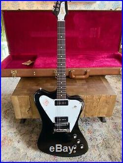 Gibson Non Reverse Firebird / MOJO Custom Wound Alnico 5 P90s