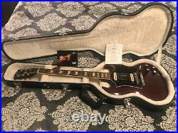 Gibson SG Standard Electric Guitar Heritage Cherry