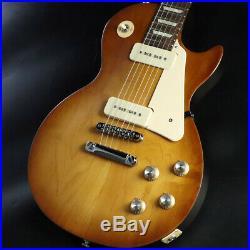 Gibson USA / Les Paul 60s Tribute Satin Honey Sunburst Electric Guitar