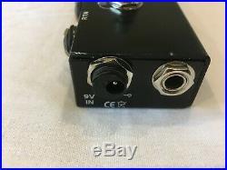 GigRig Gig Rig Quartermaster 8 Guitar pedal loop switcher
