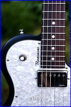 Godin Radiator 2020 Bourbon Burst HH Electric Guitar Rosewood Board