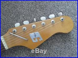 Guyatone LG-70 electric guitar made in Japan early sixties