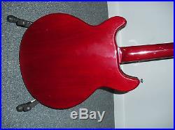 Hamer Newport Acoustic/Electric Guitar