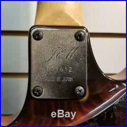 Ibanez JEM7 JEM 7 RB Root Beer Electric Guitar 1987' Steve Vai JAPAN