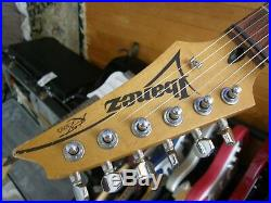 Ibanez RT150 RARE Strat HSH traditional F vibe med frets