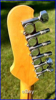 Ibanez Roadstar II Vintage MIJ 1983 6 String Electric Guitar