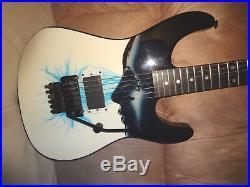 JACKSON & ESP 48TH STREET CUSTOM SHOP GRAPHIC Electric Guitar