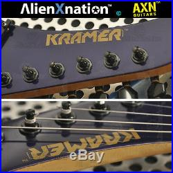Kramer George Lynch Prototype 1985 Kamikaze Guitar