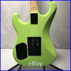 Kramer Pacer Classic Fluorescent Green Guitar
