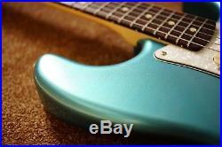 Mjt Nitro Aged Hardtail Stratocaster Warmoth Neck Duncan Ssl-1 Fender USA Pups