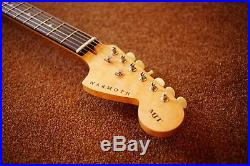 Mjt Nitro Aged Hardtail Stratocaster Warmoth Neck Duncan Ssl