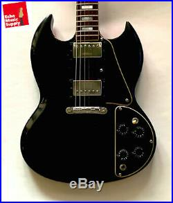 No Reserve RARE Vintage 1971 Gibson SG Deluxe Electric Guitar with Case