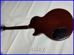 Orville LPS Les Paul Standard Lemon Drop Long Neck Tenon Japan Gibson Guitar