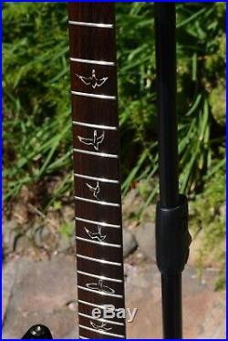 PRS MIRA Maple MT Core Indigo BIRDS Dragon Phase II Tuners Paul Reed Smith Case