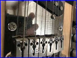 Parker P-36 guitar Ash with Fishman vt piezo pickup fender telecaster style