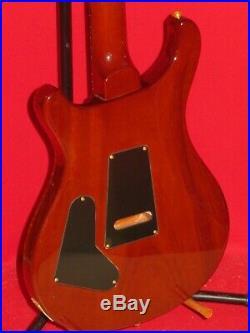 Paul Reed Smith 2009 Sunset Burst Flame Top Custom 24 Body & Neck PRS