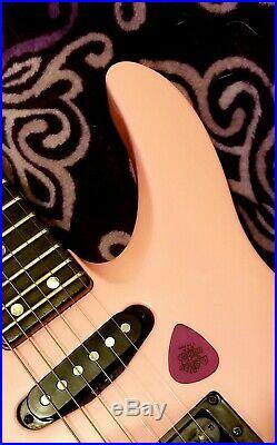 Peavey USA Adrian Vandenberg Rock It Pink 1988 Rare Early Production Whitesnake