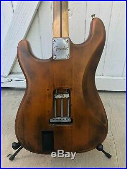 Relic Fender Powerhouse Stratocaster LOADED BODY