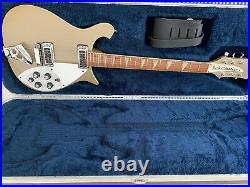 Rickenbacker 620 Guitar Limited Edition 2001 in Desert Gold Finish