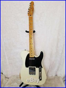 Squier Classic Vibe Telecaster'50s Electric Guitar Vintage Blonde RELIC Fender