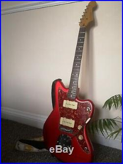 Squier Fender Deluxe JazzmasterUpgradesStaytrem & Creamery