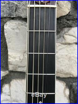Taylor 716ce Grand Symphony Acoustic-Electric Guitar Western Sunburst