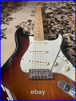 Used American Fender Stratocaster