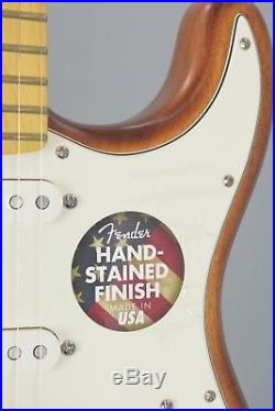 used fender usa nitro satin series stratocaster with hard case near mint 2013 used electric. Black Bedroom Furniture Sets. Home Design Ideas