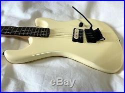 Used! KRAMER Baretta Electric Guitar Vintage White
