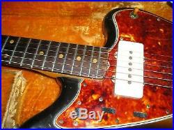 Vintage1960 Fender Jazzmaster 100% Original Purchased from Original Owner