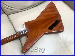 Vintage 1970's Memphis Matsumoku EX-600N Japan Guitar With Case
