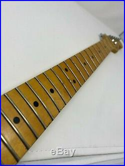 Vintage Fender American Stratocaster Loaded Neck Maple 1989 USA