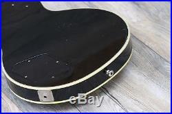 Vintage! Gibson Les Paul Custom 1982 Black Ebony Tim Shaw Pickups