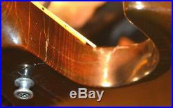 Vintage Gibson Sg Standard 1968 Patent Decal Pickups Lyre Vibrola Nice 1