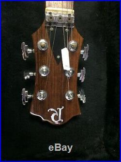 Vintage Handmade 1984 B. C. Rich USA Mockingbird Deluxe Rare Bernie Rico Guitar