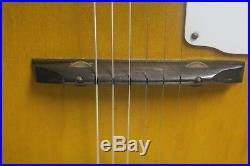 Vintage Harmony Stratotone H45 Mars Electric hollowbody Sunburst Guitar 1961 USA