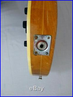 Vintage Kay 1970s Les Paul Copy Guitar Model K30 with Hard Case