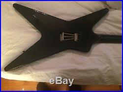 Washburn Guitar Dime 3 Bolt Dimebag Darell