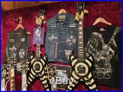 World Largest Zakk Wylde Signature Collection Gibson Marshall Wylde Audio